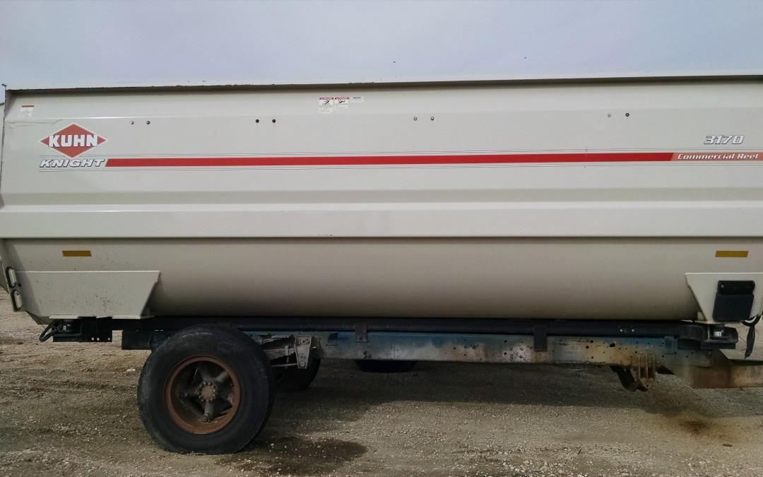 Knight Truck Mount 3170