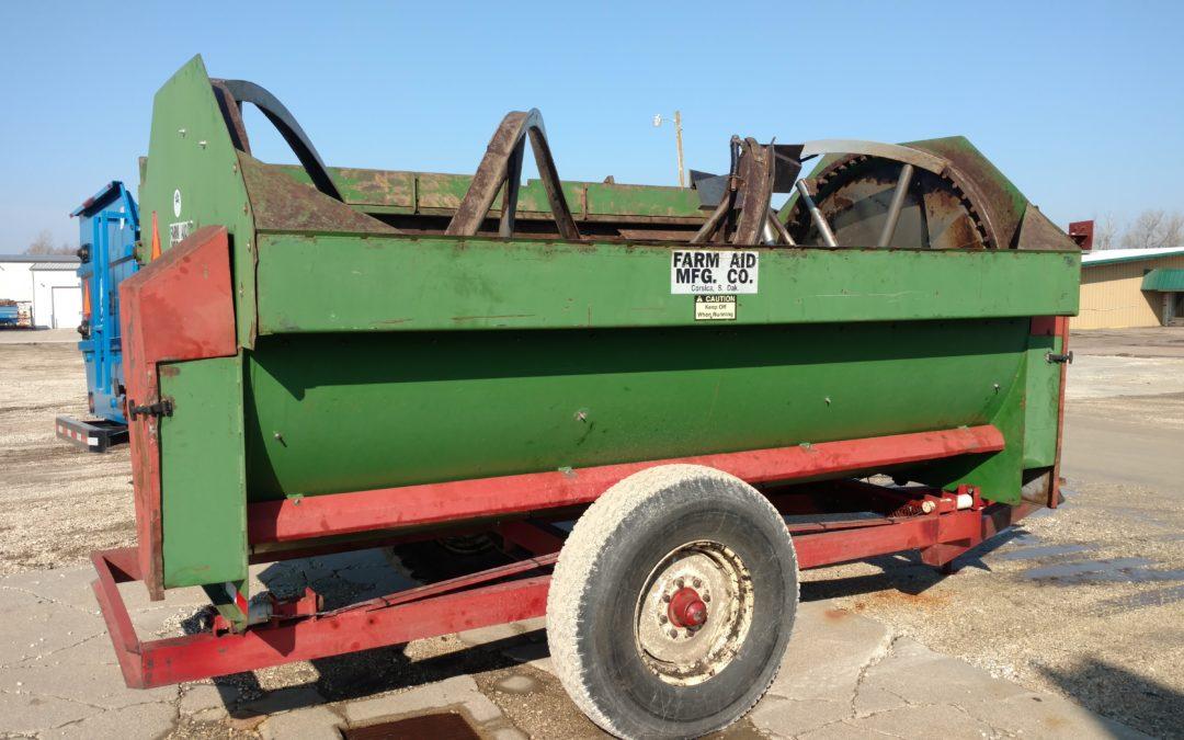 Farm-Aid 340 U6598