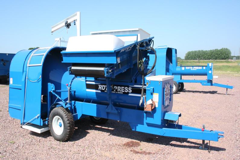 9ft Roto-Press 895